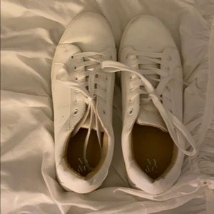 White New York & Company sneakers
